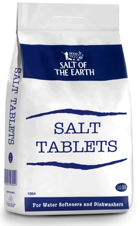 Salt Of The Earth Tablets 10kg x 120 Bags