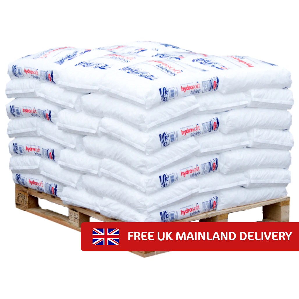 Hydrosoft Tablets 25kg x 40 bags - FORKLIFT REQUIRED
