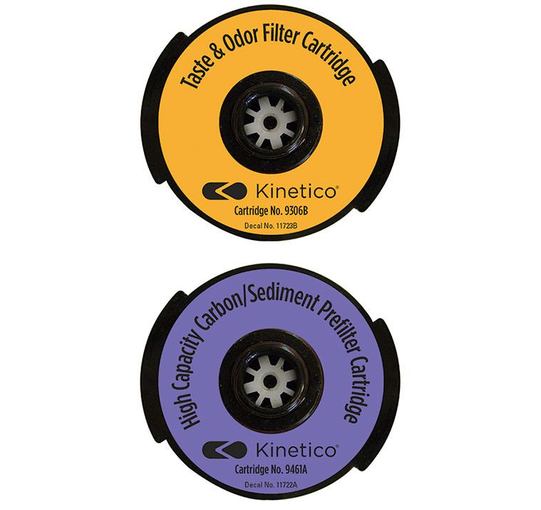 Kinetico KRO + GX, K2, K5 Pre & Post Cartridge Pack