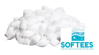 Softees EasyPour Salt Tablets 5kg - 5 Tubs